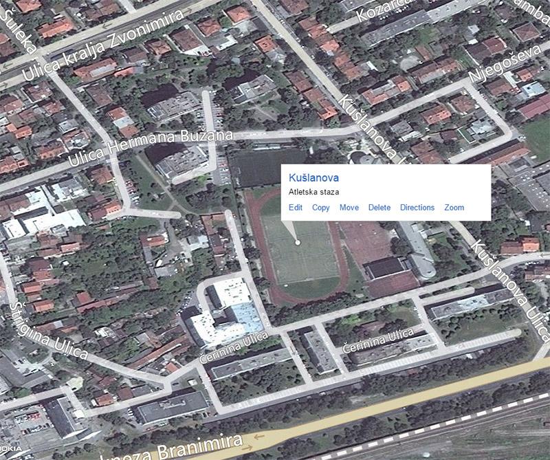 Atletska staza Kuslanova