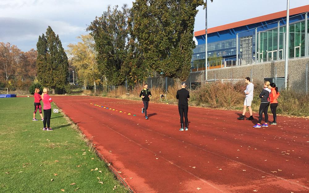Radionica trčanja - vježbe